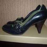 Кожаные туфли, р-р 36, Челябинск