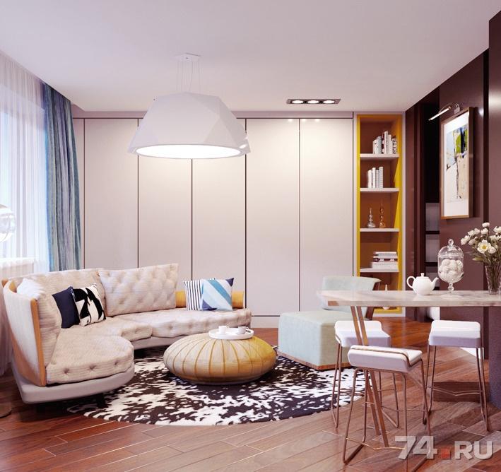 Дизайн и проектирование интерьеров декорирование 143