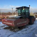 Аренда виброкатка Dynapac CA5000D / Спецтехника, Челябинск