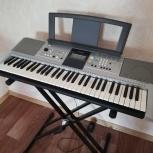 Продам синтезатор Yamaha PSR-E323, Челябинск