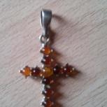 Крест с янтарем, Челябинск