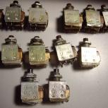Кнопки малогабаритные КМ2-1, Челябинск