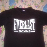 Футболка everlast boxing, Челябинск