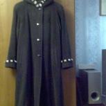 Продам пальто с норкой (бобрик), Челябинск