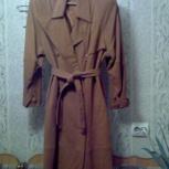 Продам кожаный плащ (сшит на заказ), Челябинск