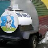 Продажа готового бизнеса по реализации деревенского молока., Челябинск