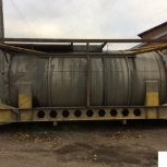 Танк-контейнер б/у, из нержавеющей стали, Челябинск