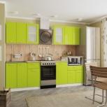 Новая кухня, модель лайм-5, Челябинск
