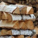 Заготовка, доставка колотых дров, Челябинск