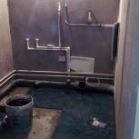 Ремонт ванной комнаты панели пвх, Челябинск
