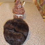 шапка - мужская - норка, Челябинск