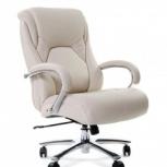 Кресло с нагрузкой до 250 кг CHAIRMAN 402, Челябинск