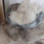 Приму в дар шерсть собачью или козий пух, Челябинск