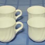 Чашки для Кофе Harmonia Испания 4 шт, Челябинск