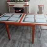 Стол из массива бука Idealsedia, Челябинск