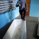 Старые ванны вывозим погрузим сами, Челябинск