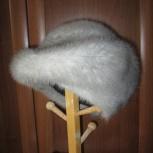 Продается женская шапка (мех норки) я, Челябинск