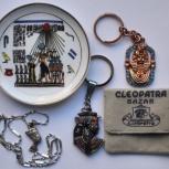 Египет брелок кулон подвеска тарелка сувенирная, Челябинск