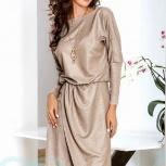 Платье блестящий жаккард, Челябинск