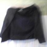 52-р-ра мужская тонкой кожи весенняя куртка, Челябинск
