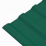 Профнастил МП-20 (RAL 6005) зеленый мох 1150x2000x, Челябинск