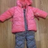 Зимний комплект для девочки рост 110-116, Челябинск
