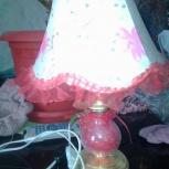 настольная лампа, Челябинск