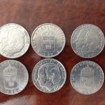 Набор монет Швеции 1978- 2004гг, Челябинск