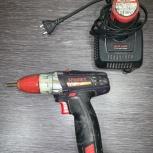 Аккумуляторная дрель-шуруповерт SPARKY BR2 10.8Li-C HD, Челябинск