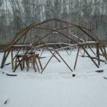 Купольная конструкция., Челябинск