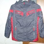 Куртка весна-осень на мальчика, рост140,KIKO,б/у в хорошем состоянии, Челябинск