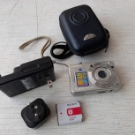 Фотоаппарат Sony Cyber-shot DSC-W55, Челябинск