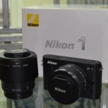 Фотокамера Nikon 1 J1 Kit, Челябинск