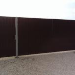 Забор для дачи, Челябинск