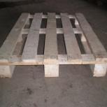 Европоддоны деревянные ТУ 1200*800 2 сорт облегченные, Челябинск