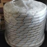 Верёвка 18 мм полиамидная плетёная 24-х прядная, Челябинск