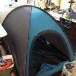 Двухместная палатка новая большая удобная, Челябинск
