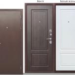Дверь входная Толстяк РФ 10 см, Челябинск