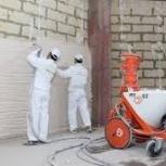 Механизированная штукатурка для стен и фасадов Акция!, Челябинск