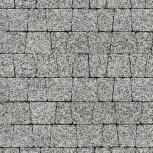 Тротуарная плитка Антик Стоунмикс 73х53х91х60 Бело, Челябинск
