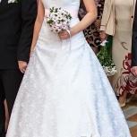 Нежное свадебное платье (торг), Челябинск