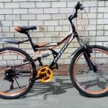 Двухподвесные велосипеды на 26д. колёсах, Челябинск