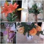 Пионы, лилия, ирис, Челябинск