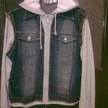 Куртка, толстовки новые р. М-L рост 180, Челябинск
