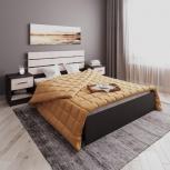 Новая двуспальная кровать №24, Челябинск