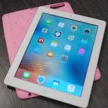 AppleiPad (3-е поколение) WiFi+4G 64 GB, Челябинск