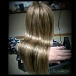 Окрашивание волос - мелирование, растяжка цвета, Челябинск