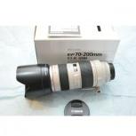Объектив Canon EF 70-200mm f/2.8L первый, Челябинск