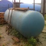 Бочки под канализацию 7 кубов, емкости 7 м3, Челябинск
