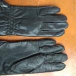 Перчатки мужские кожаные., Челябинск